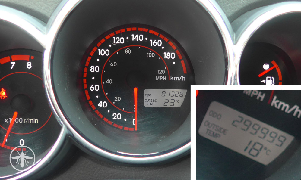 Replacing the Gauge Cluster in My 2007 Pontiac Vibe (Locked at 299 999km!)